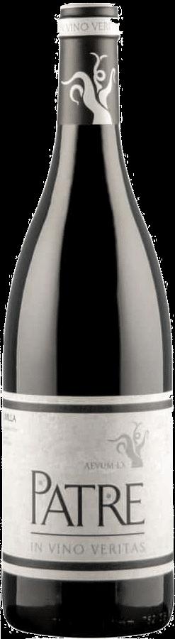 Dominio de Ontur Patre   Spanje   gemaakt van de druif: Mourvèdre, Syrah