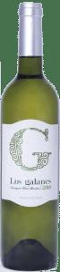 Los Galanes Sauvignon Blanc-Macabeo | Spanje | gemaakt van de druif: Macabeo, Sauvignon Blanc