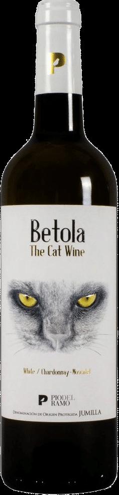 Pio del Ramo Viña Betola Blanco – Cat wine | Spanje | gemaakt van de druif: Chardonnay, moscatel de grano menudo