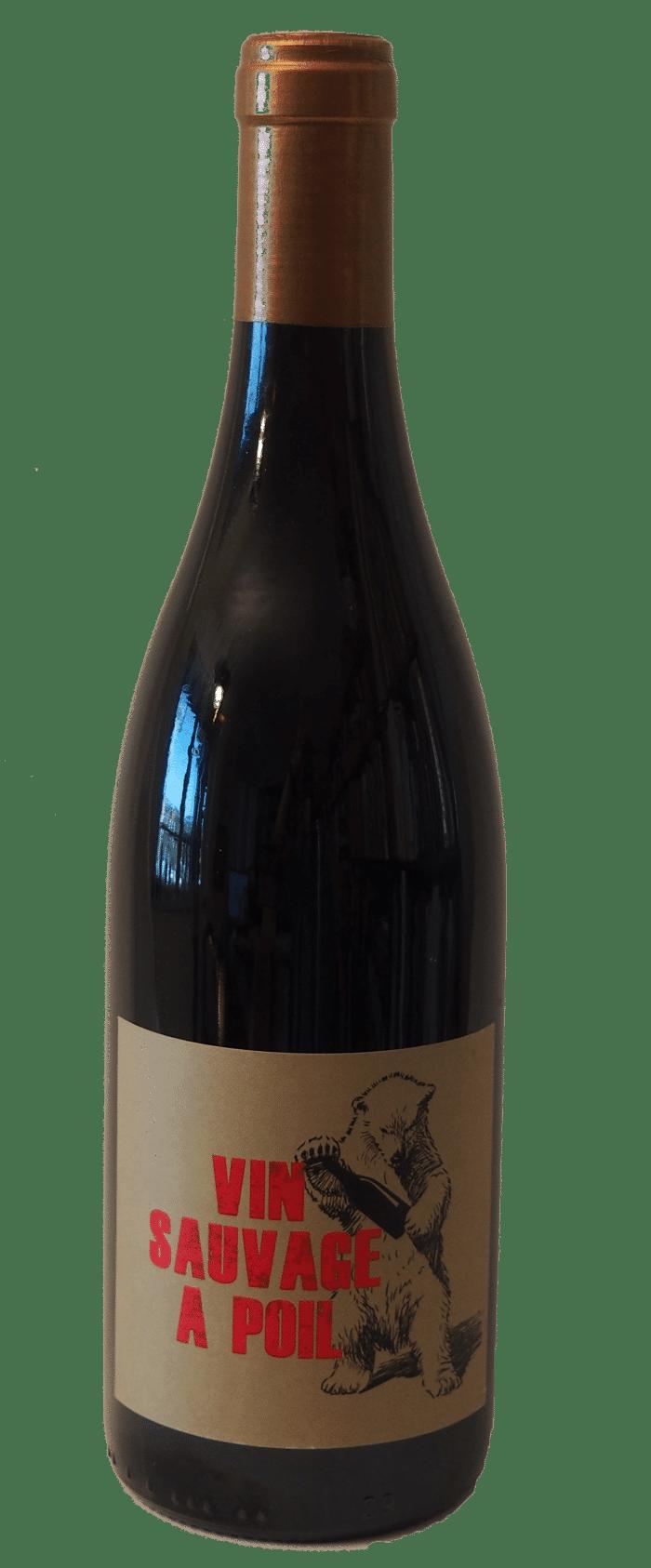 Régnié Vin Sauvage á Poil   Frankrijk   gemaakt van de druif: Gamay