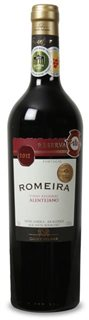 Romeira Reserva Tinto | Portugal | gemaakt van de druif: Alicante Bouschet, Aragonez, Trincadeira