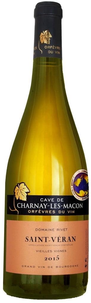 Saint-Véran Vielles Vignes, Domaine Rivet | Frankrijk | gemaakt van de druif: Chardonnay