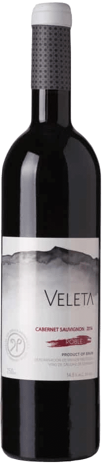 Veleta Cabernet Sauvignon Roble | Spanje | gemaakt van de druif: Cabernet Sauvignon