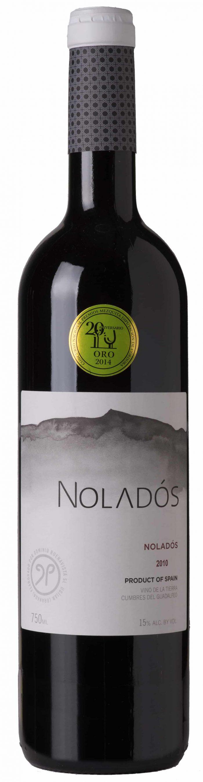 Veleta Noladós | Spanje | gemaakt van de druif: Cabernet Franc, Cabernet Sauvignon, Tempranillo