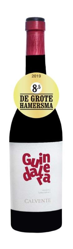 Calvente Guindalera Tinto | Spanje | gemaakt van de druif: Cabernet Sauvignon, Merlot, Petit Verdot, Syrah, Tempranillo