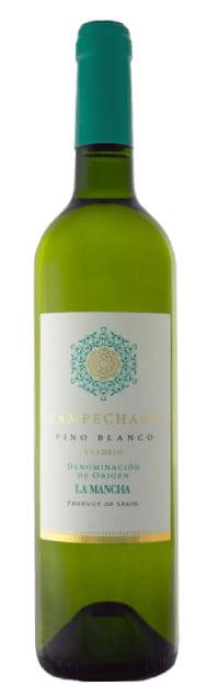 Campechano Organic Verdejo | Spanje | gemaakt van de druif: Verdejo
