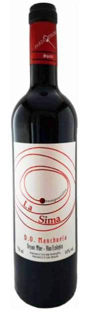 Red La Sima tempranillo | Spanje | gemaakt van de druif: Tempranillo