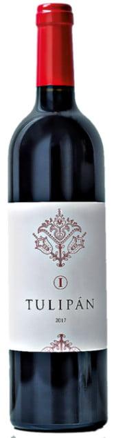 IKON Tulipán | Hongarije | gemaakt van de druif: Cabernet Franc, Cabernet Sauvignon, Merlot