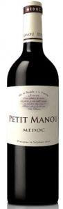 Clos Manou Petit Manou | Frankrijk | gemaakt van de druif: Cabernet Franc, Cabernet Sauvignon, Merlot