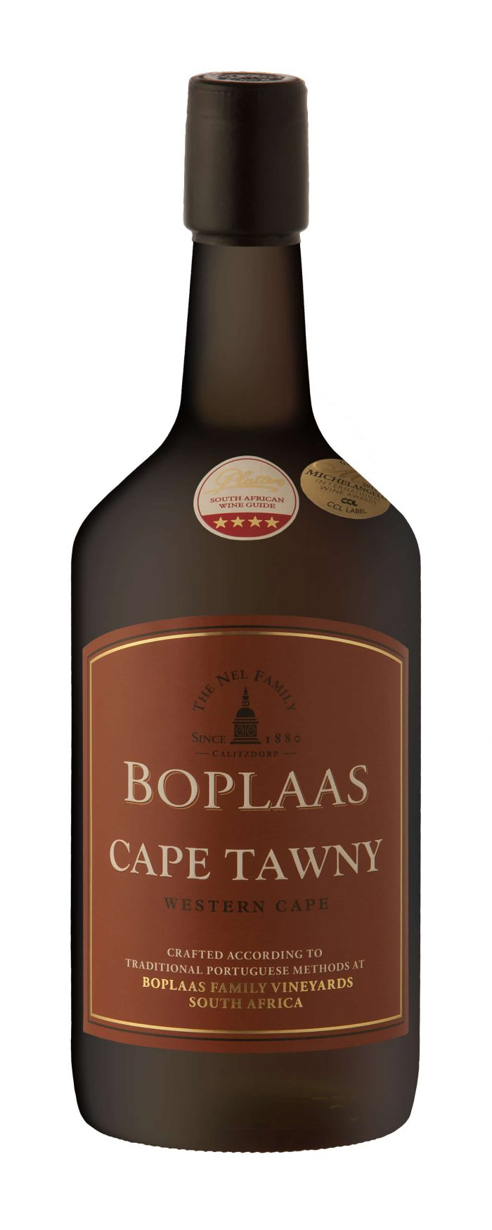 Boplaas Cape Tawny | Zuid-Afrika | gemaakt van de druif: Tinta Barroca, Touriga Nacional