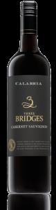 Calabria Estate 3Bridges Cabernet Sauvignon | Australië | gemaakt van de druif: Cabernet Sauvignon