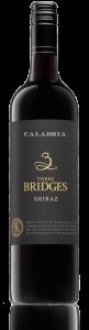 Calabria Estate 3Bridges Shiraz | Australië | gemaakt van de druif: Shiraz