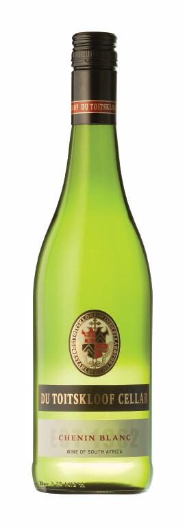 Du Toitskloof Chenin Blanc | Zuid-Afrika | gemaakt van de druif: Chenin Blanc