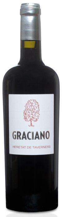 Graciano, Heretat de Taverners | Spanje | gemaakt van de druif: Graciano