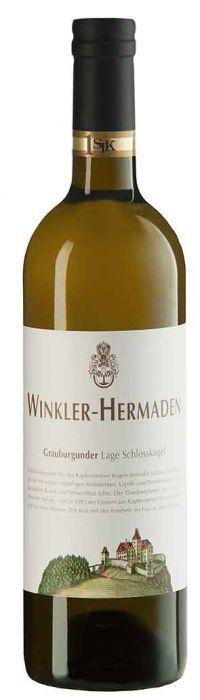 Grauburgunder, Winkler-Hermaden bio | Oostenrijk | gemaakt van de druif: Pinot Gris