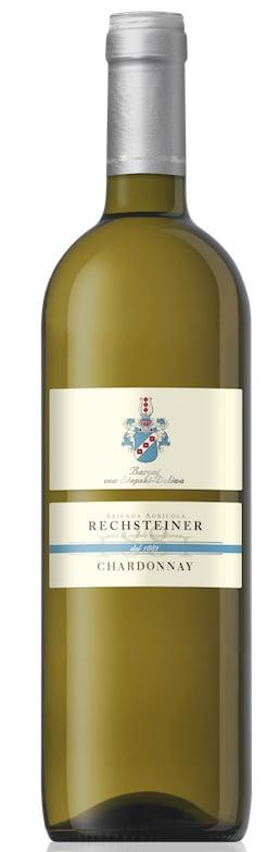 Rechsteiner Chardonnay | Italië | gemaakt van de druif: Chardonnay
