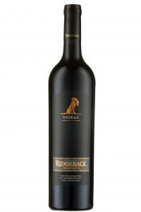 Ridgeback Shiraz 2009 | Zuid-Afrika | gemaakt van de druif: Shiraz