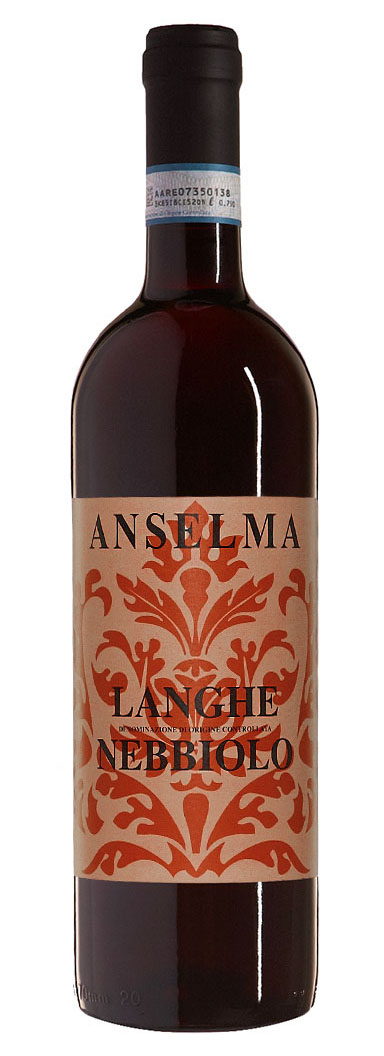 Anselma Giacomo – Langhe Nebbiolo DOC 2016 | Italië | gemaakt van de druif: Nebbiolo