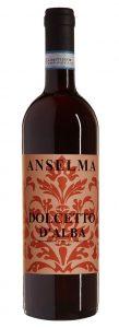 Anselma Giacomo – Dolcetto d'Alba DOC 2017 | Italië | gemaakt van de druif: Dolcetto