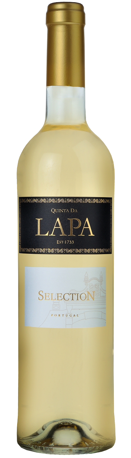 Quinta da Lapa Selection Branco | Portugal | gemaakt van de druif: Arinto, Fernão Pires, Trincadeira das Pratas