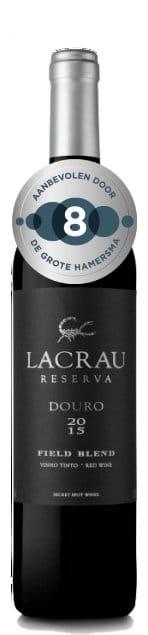 Lacrau Douro Reserva Tinto | Portugal | gemaakt van de druif: Tinta Barroca, Touriga Franca, Touriga Nacional