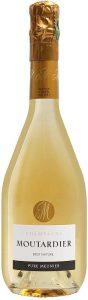Champagne Moutardier – Pure Meunier Brut Nature 75cl | Frankrijk | gemaakt van de druif: Meunier