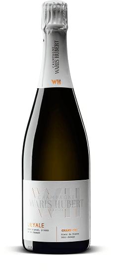 Waris Hubert Champagne Lilyale bio | Frankrijk | gemaakt van de druif: Chardonnay