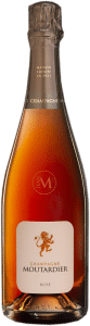 Champagne Moutardier – Cuvée Rosée | Frankrijk | gemaakt van de druif: Chardonnay, Pinot Meunier