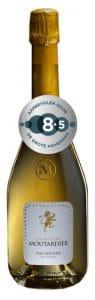 Champagne Moutardier – 100% Meunier Brut Nature | Frankrijk | gemaakt van de druif: Pinot Meunier