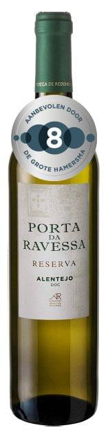 Porta da Ravessa Reserva branco | Portugal | gemaakt van de druif: Arinto, Fernão Pires, Semillon