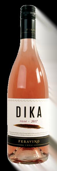 Feravino Dika Rosé | Kroatië | gemaakt van de druif: Frankovka