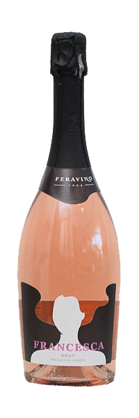 Feravino Francesca Brut | Kroatië | gemaakt van de druif: Frankovka