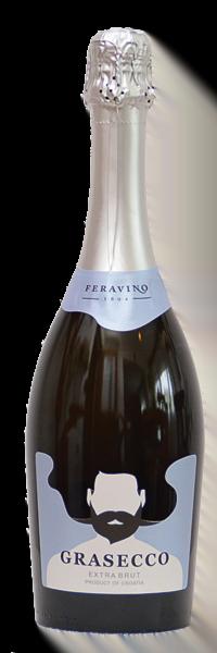 Feravino Grasecco Extra Brut | Kroatië | gemaakt van de druif: Graševina
