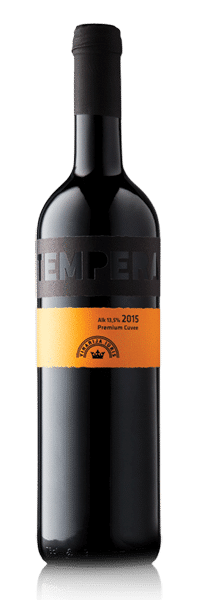 Iuris Tempera   Kroatië   gemaakt van de druif: Cabernet Sauvignon, Merlot, Plavac Mali, Vranac