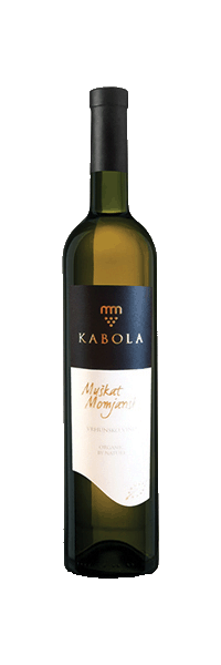 Kabola Muškat Momjanski | Kroatië | gemaakt van de druif: Muscat Blanc à petit Grains