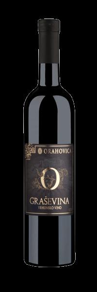 PP Orahovica Graševina Premium | Kroatië | gemaakt van de druif: Graševina
