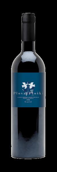 Vina Carić Plovac Ploški | Kroatië | gemaakt van de druif: Plavac Mali