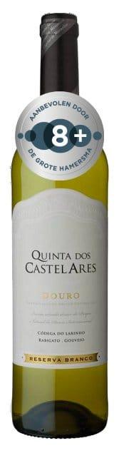 Quinta dos Castelares Reserva Branco bio | Portugal | gemaakt van de druif: