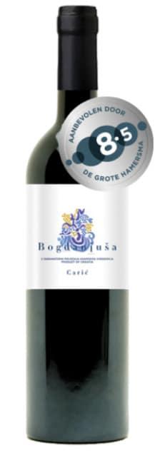Vina Carić Bogdanjuša Vegan | Kroatië | gemaakt van de druif: Bogdanuša