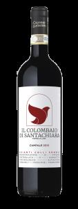 Il Colombaio di Santa Chiara Campale Chianti Colli Senesi | Italië | gemaakt van de druif: Merlot, Sangiovese