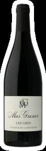 Mas Granier Les Grès | Frankrijk | gemaakt van de druif: Grenache Noir, Mourvèdre, Syrah