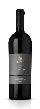 Nerello Cappuccio IGT (monovitigno)   Italië   gemaakt van de druif: Niet bekend