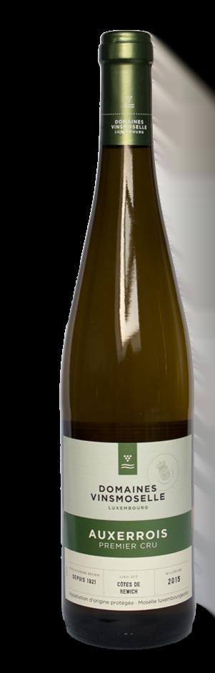 Vinsmoselle Auxerrois Premier Cru | Luxemburg | gemaakt van de druif: Auxerrois