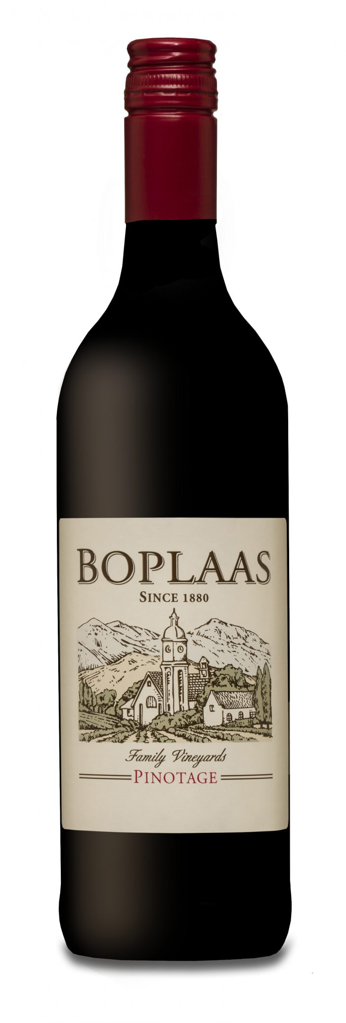 Boplaas Pinotage | Zuid-Afrika | gemaakt van de druif: Pinotage