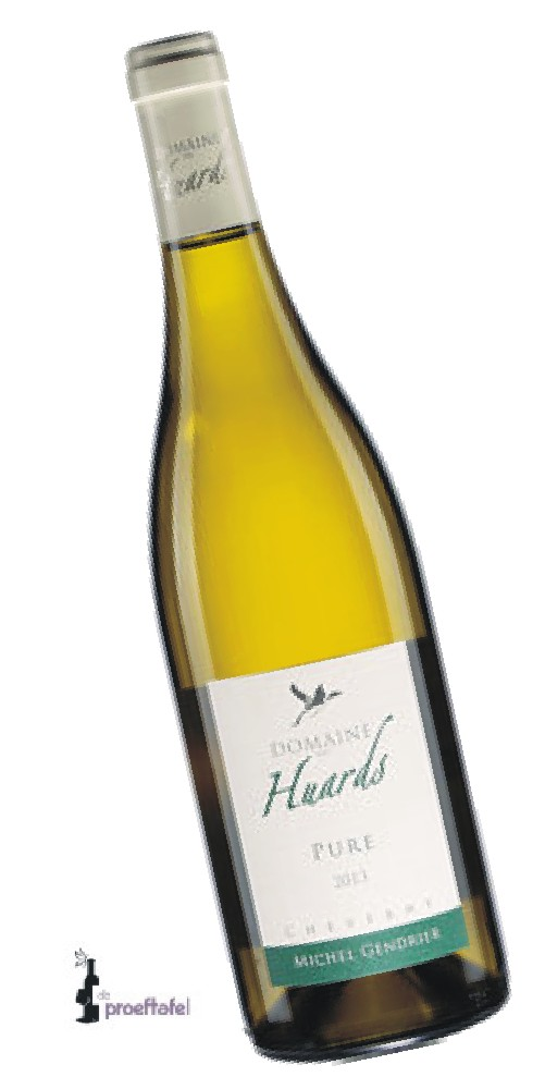 Domaine des Huards – Cheverny A.P. -Pure- | Frankrijk | gemaakt van de druif: Chardonnay, Sauvignon Blanc