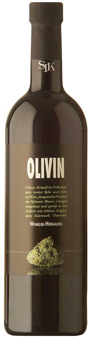 Olivin Zweigelt bio | Oostenrijk | gemaakt van de druif: Zweigelt