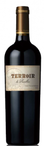 Garennes Empreinte Rouge | Frankrijk | gemaakt van de druif: Cabernet Franc, Cabernet Sauvignon, Merlot