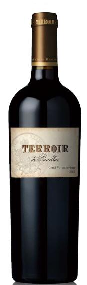 Terroir Pauillac AOC | Frankrijk | gemaakt van de druif: Cabernet Franc, Cabernet Sauvignon, Merlot