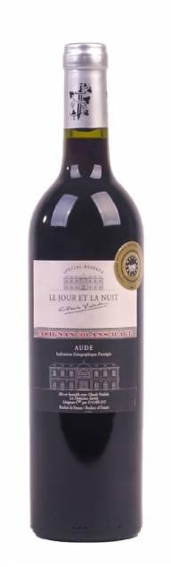 Claude Vialade IGP La Jour et la Nuit Rouge | Frankrijk | gemaakt van de druif: Carignan