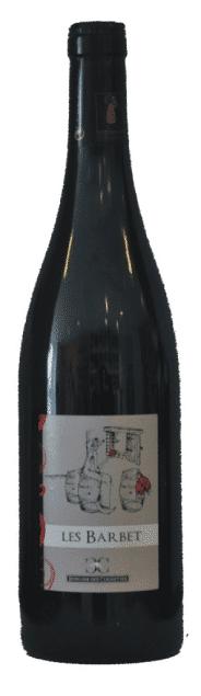 Des Cognettes I.G.P. -Les Barbet- bio | Frankrijk | gemaakt van de druif: Cabernet Franc, Cabernet Sauvignon